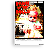 Dawn of the Dolls - Charlotte Canvas Print