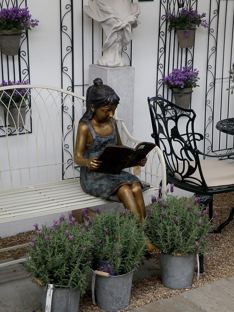 The Reader by AbbeyStudio