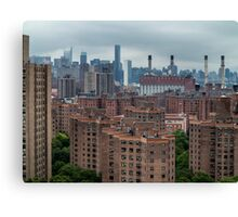 Baruch North - New York City Canvas Print