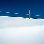Winter Minimalism by Edward Fielding