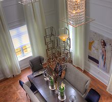 Dining Room by John Velocci