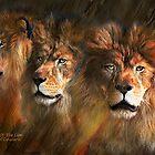 Way Of The Lion by Carol  Cavalaris