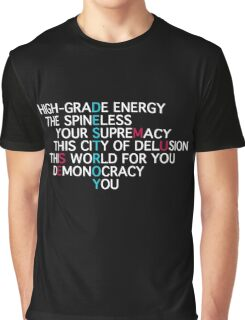 Muse—DESTROY Graphic T-Shirt