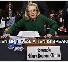 Hillary Clinton by rodham2016