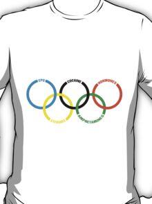 Universal Unbranding - Citius, Altius, Fortius T-Shirt