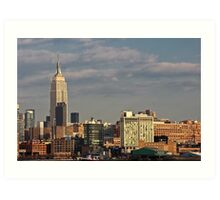 Empire State Building / Standard Hotel - NYC Art Print