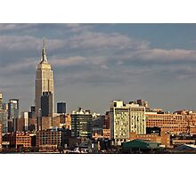 Empire State Building / Standard Hotel - NYC Photographic Print