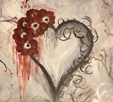 Bleeding Heart by Scarter47