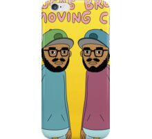 Lucas Bros Moving Co iPhone Case/Skin