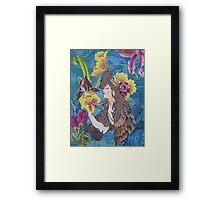 Odyssey Framed Print