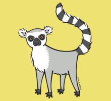 Ring Tailed Lemur Kids Clothes