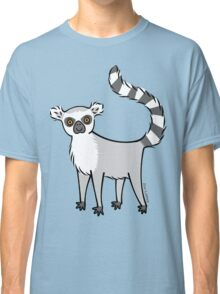 Ring Tailed Lemur Classic T-Shirt