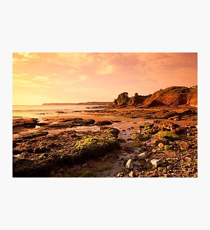 Goodrington Sands Photographic Print