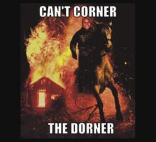 Can't corner The Dorner! T-Shirt