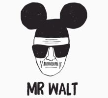 Mr. Walt One Piece - Long Sleeve