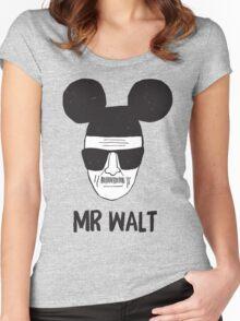 Mr. Walt Women's Fitted Scoop T-Shirt