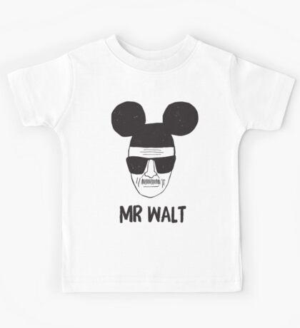 Mr. Walt Kids Tee