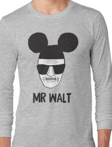 Mr. Walt Long Sleeve T-Shirt