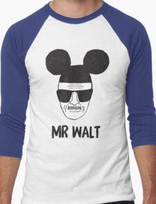 Mr. Walt Men's Baseball ¾ T-Shirt