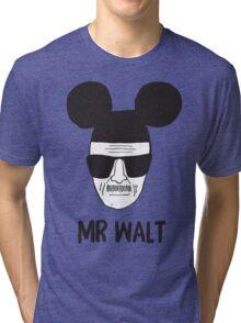 Mr. Walt Tri-blend T-Shirt