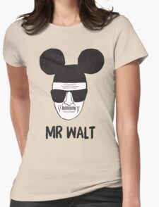 Mr. Walt Womens Fitted T-Shirt
