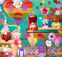 Joys of Love by artqueene