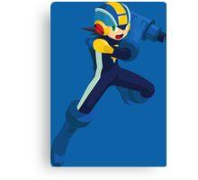 Megaman Battle Network Canvas Print