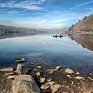 Llanberis Lake by Adrian Evans