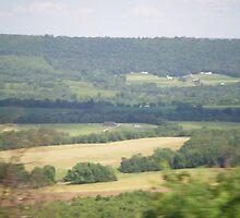 Antietam Battlefield by Ryan Eberhart