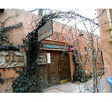 Portals of Santa Fe, Dragon Room Photographic Print