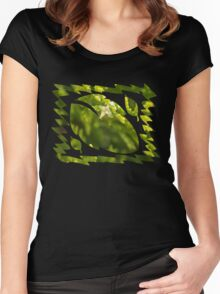 into the cypress Women's Fitted Scoop T-Shirt