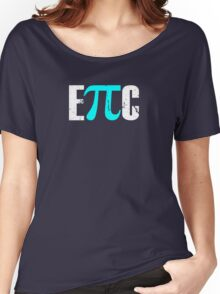 EPIC Pi Women's Relaxed Fit T-Shirt