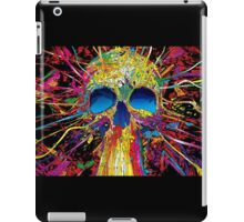Abstract Skull iPad Case/Skin
