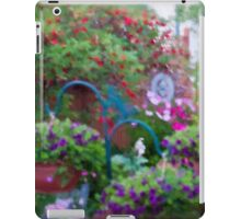 A Beautiful Blur - My Yarden iPad Case/Skin