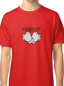 Knuckles' Boxing Gym Classic T-Shirt