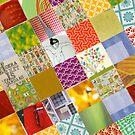 Calendar: Collagecards by Sanne Thijs
