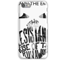 Crown the Empire Typography iPhone Case/Skin