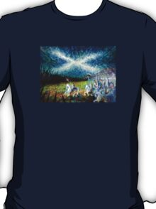 story of the saltire  T-Shirt