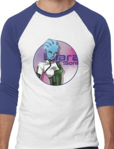 Liara is ♥ Men's Baseball ¾ T-Shirt