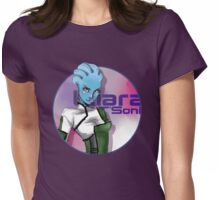 Liara is ♥ Womens Fitted T-Shirt