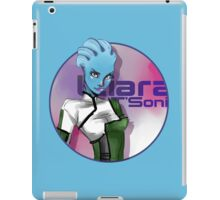 Liara is ♥ iPad Case/Skin