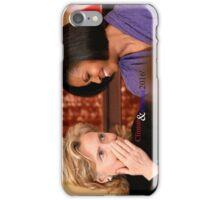 Clinton - Obama 2016 iPhone Case/Skin