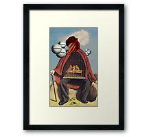 Elephantiasis Framed Print