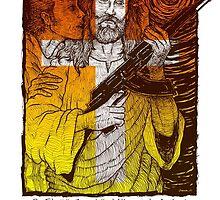 Soundgarden - Jesus Christ Pose by ONLYeverALWAYS
