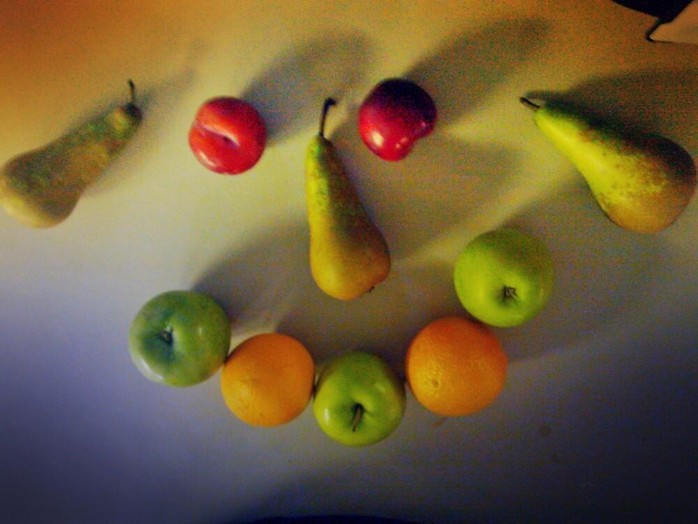 Smile fruit by madeyemaddy