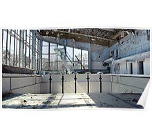 Chernobyl - басейн Poster