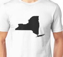 American State of New York Unisex T-Shirt