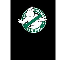 Ghostbusters Coffee Photographic Print