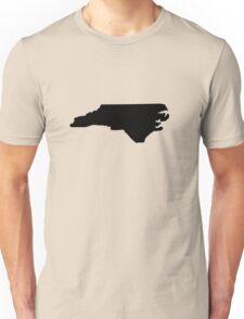 American State of North Carolina Unisex T-Shirt