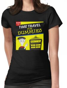 Time Travel For Dummies Womens Fitted T-Shirt